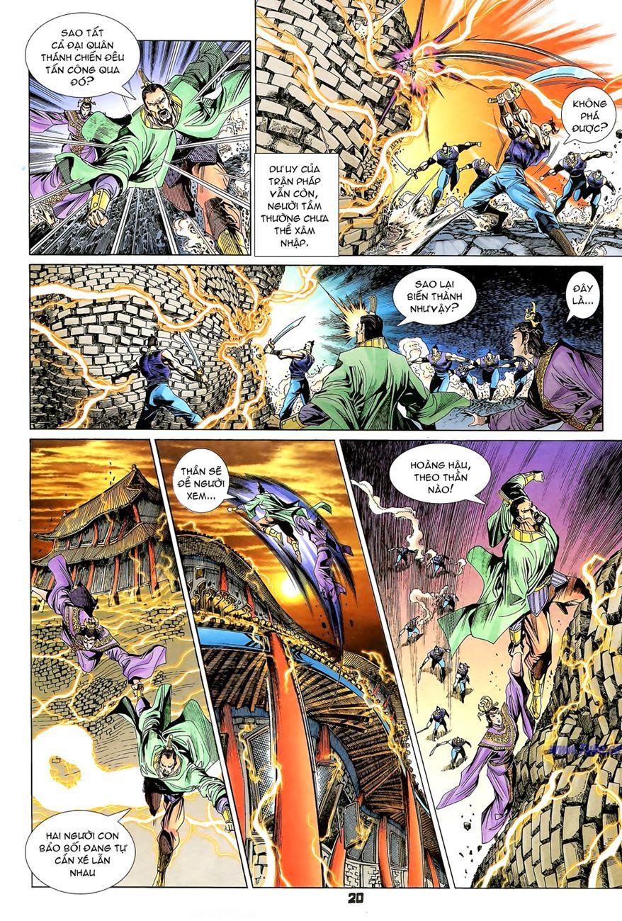 Đại Đường Uy Long chapter 80 trang 21