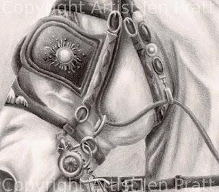horse drawings, small horse drawings, horse head drawing