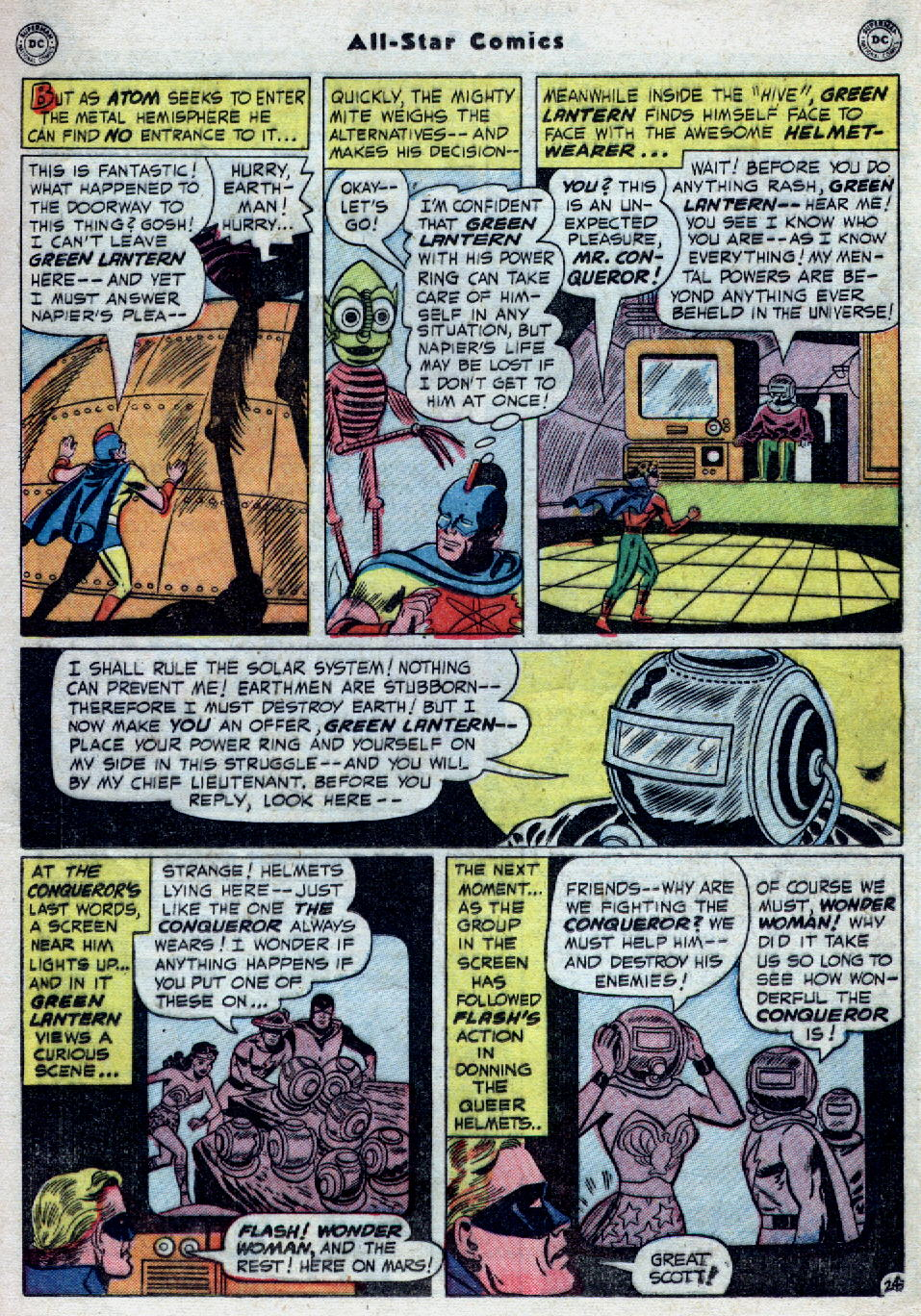 Read online All-Star Comics comic -  Issue #55 - 29