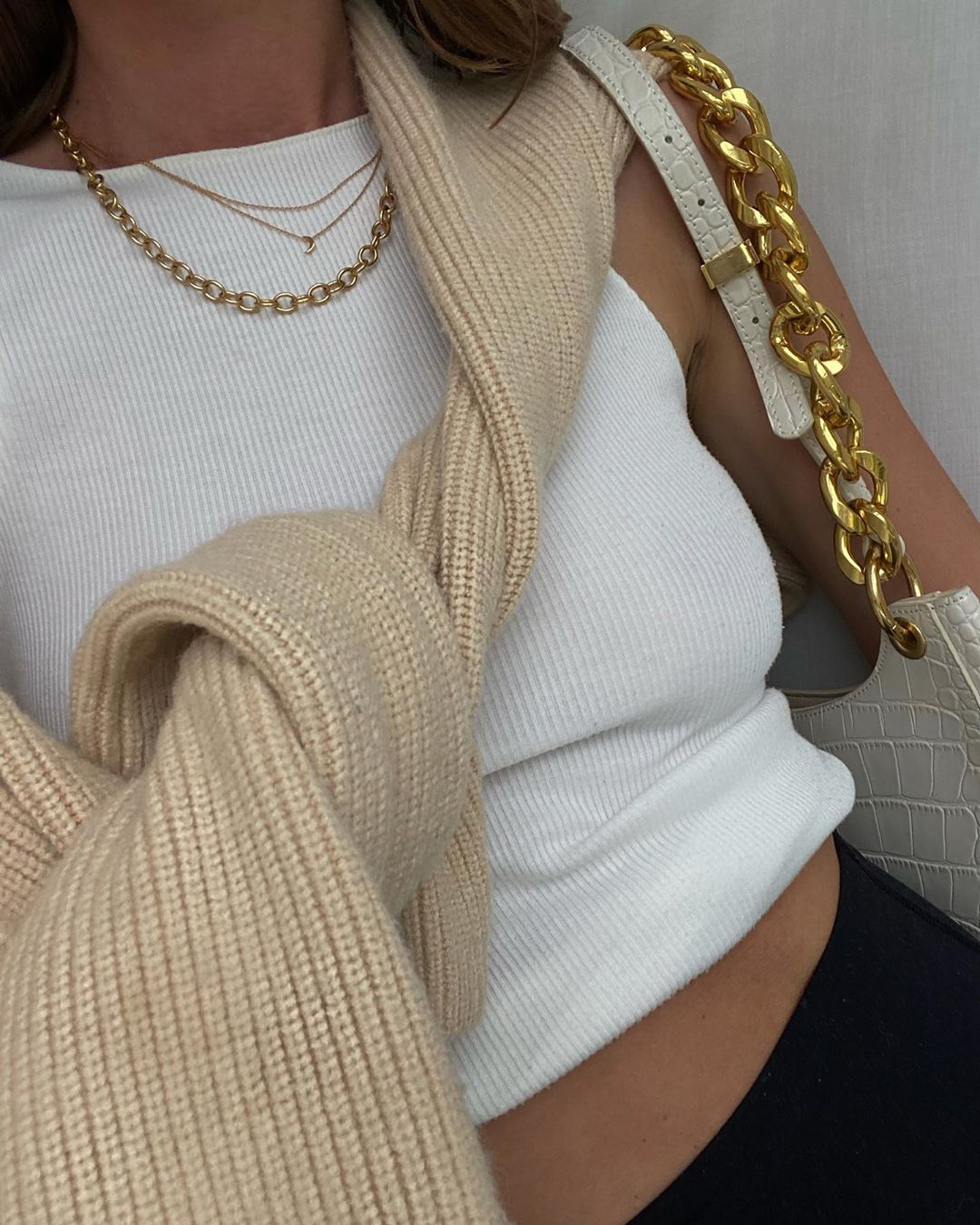 The Best White Tank Tops For Layering