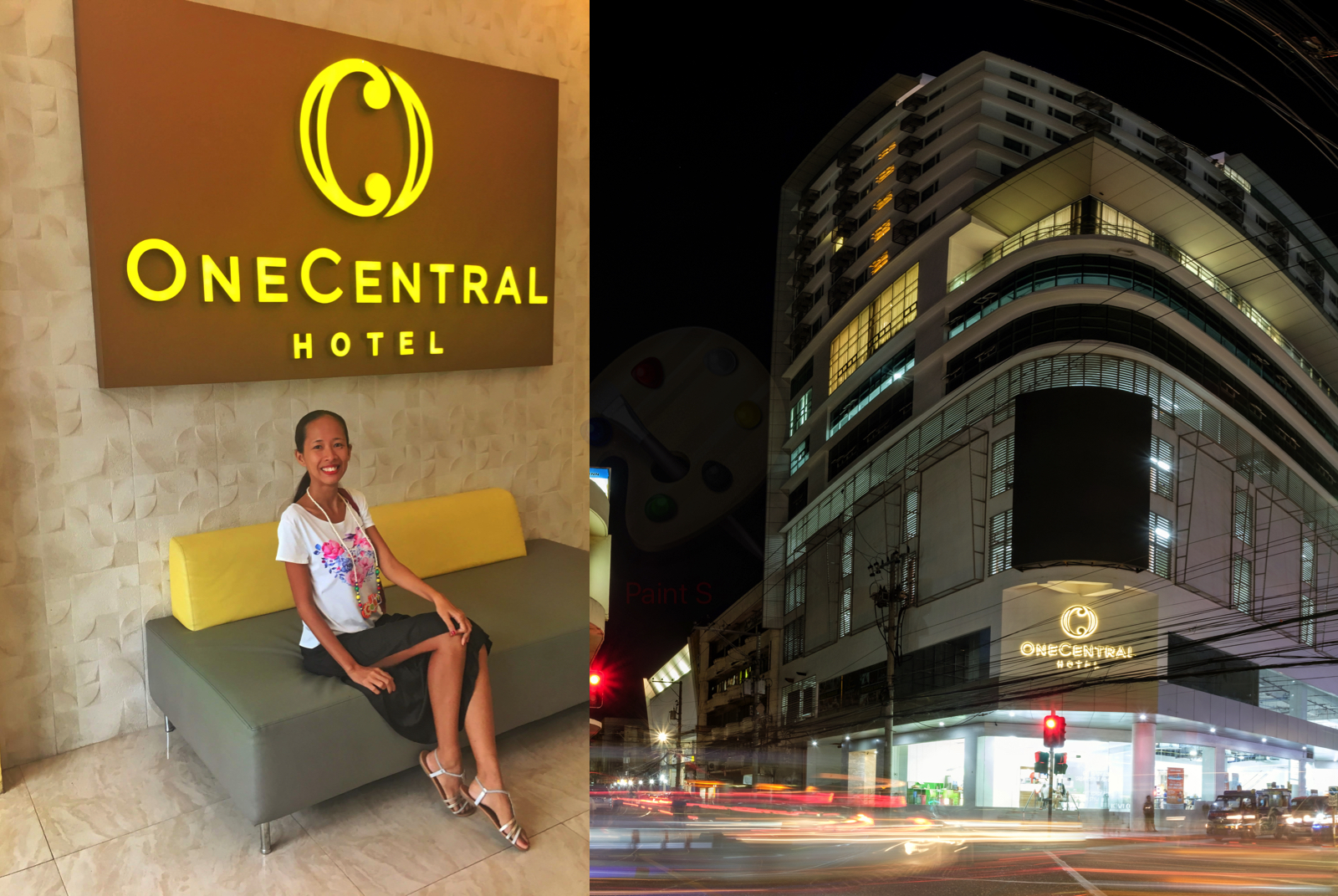 one central hotel blog review
