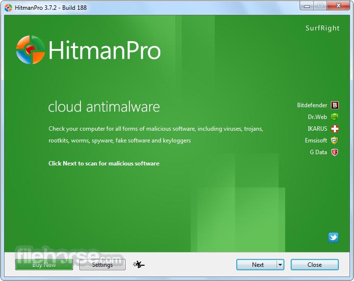 HitmanPro Build, Patch, Crack, Computermastia