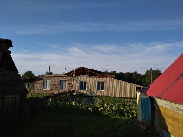 В Башкирии на спящих детей обрушился потолок