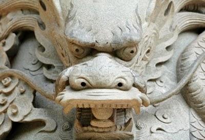 Niezmywalna Tozsamosc Chiński Smok 龍竜 Symbolika