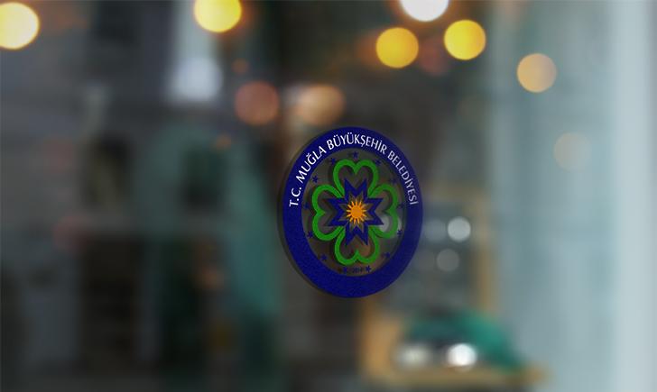 Muğla Büyükşehir Belediyesi Vektörel Logosu