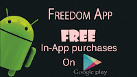 تحميل برنامج freedom apk للاندرويد اخر اصدار