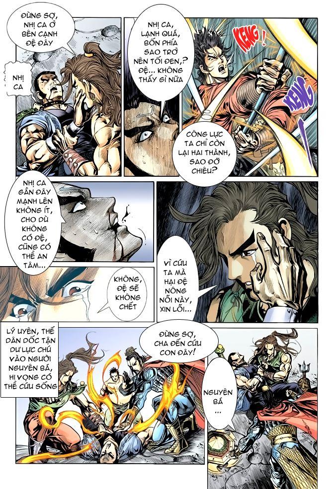 Đại Đường Uy Long chapter 55 trang 7