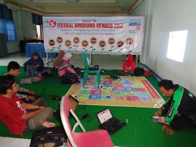 Festival Bonorowo Menulis