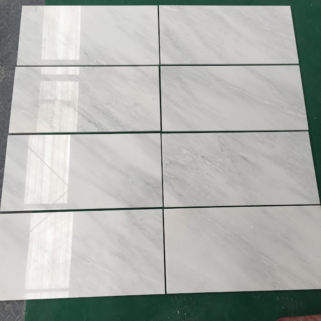 Chinese White Marble Tiles