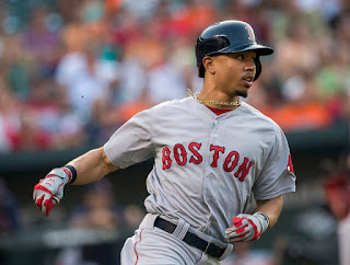 Fantasy Baseball Mookie Betts