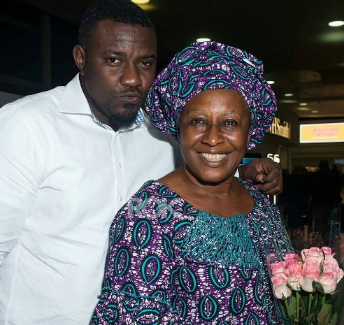 patience ozokwor john dumelo london