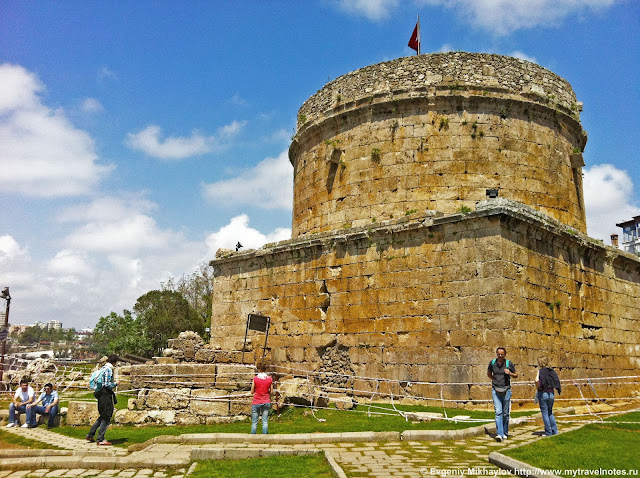 Османские строения