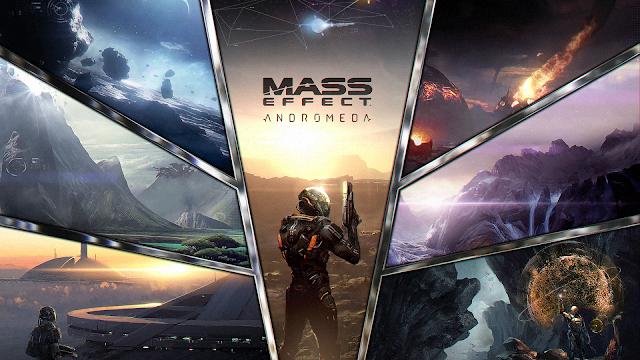 Así luce Mass Effect Andromeda en la PS4 Pro