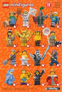 Lego series 15