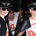 FOTOS HQ Y VIDEO: Lady Gaga saliendo de estudio en New York - 11/07/18