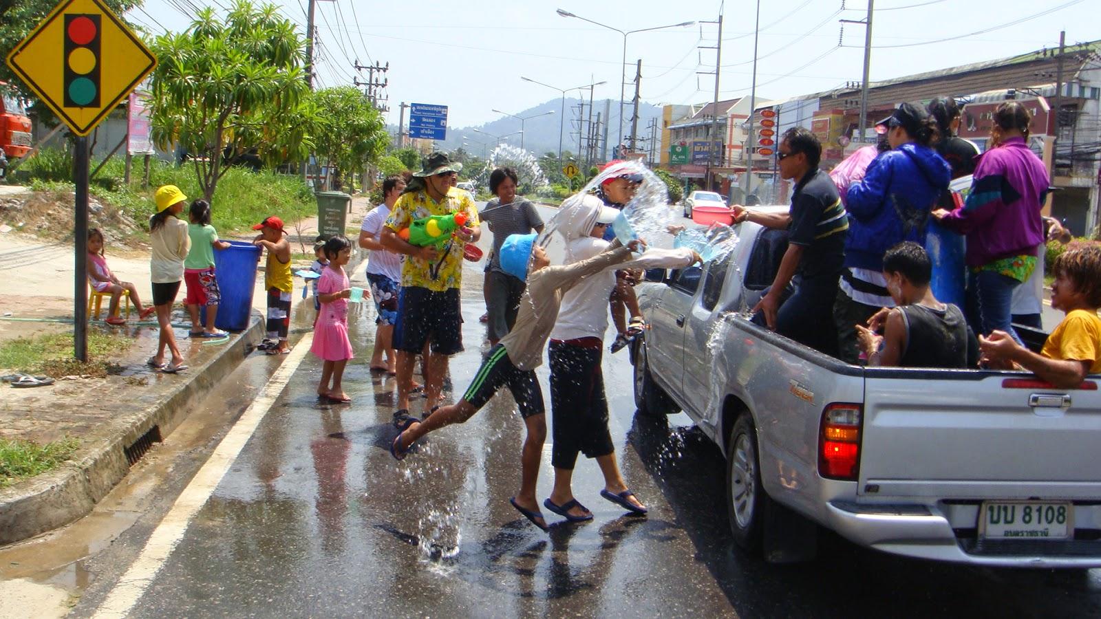 Songkran Day - Thailand