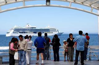 cruceros valparaiso chile
