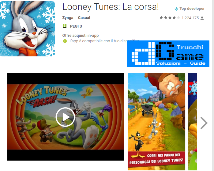 Soluzioni Looney Tunes Dash livello 196-197-198-199-200-201-202-203-204-205-206-207-208-209-210 | Trucchi e Walkthrough level