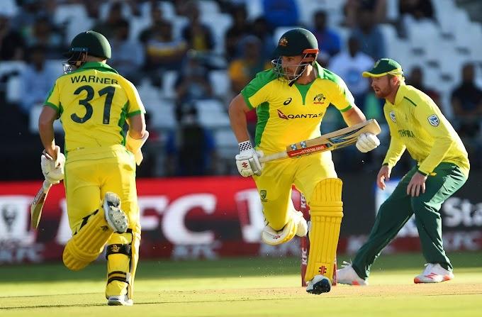South Africa vs Australia 3rd T20I 2020 Scorecard,Pics ENG v AUS Highlights Playing 11 Cape Town