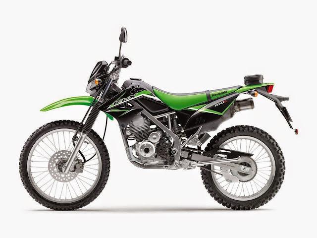 Kawasaki KLX 150L 2014 Dual Purpose