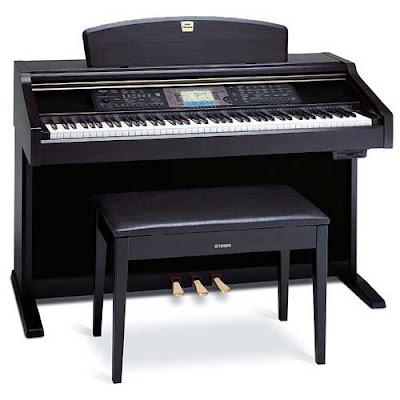 Đàn piano điện Yamaha CVP-205 Nhật Cũ Giá Rẻ