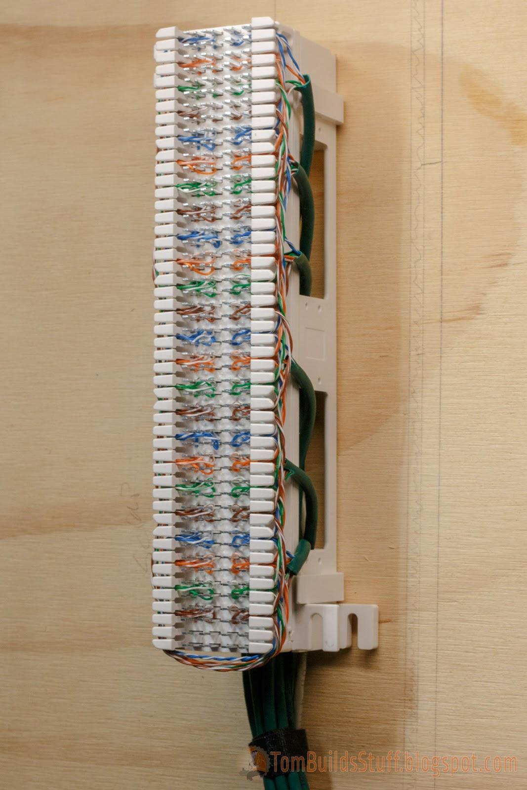 Rj11 To 66 Block Wiring