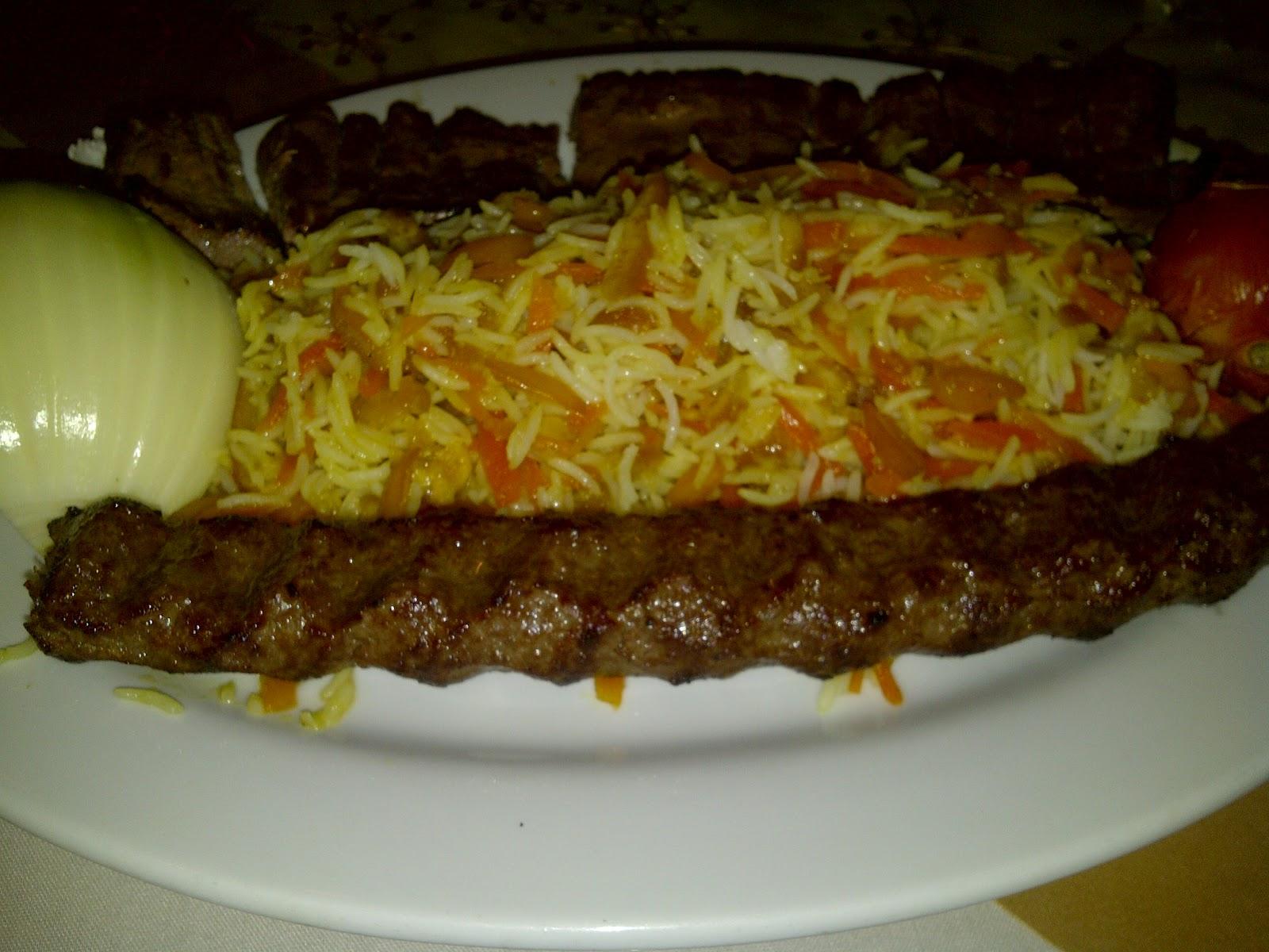 Rose Kabob Restaurant Vienna Va