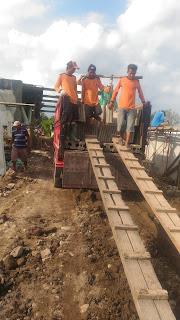 suplier pagar beton panel precast