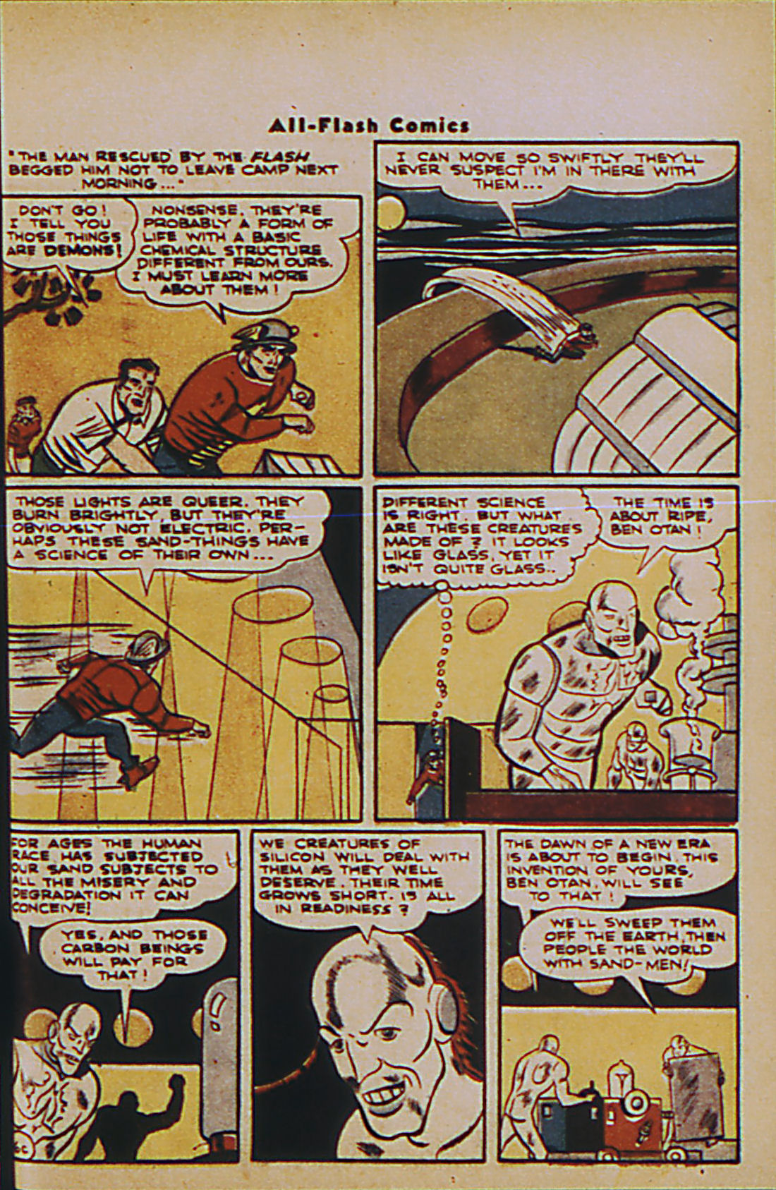 Read online All-Flash comic -  Issue #22 - 44