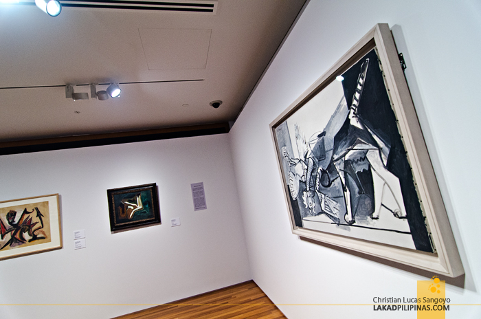 National Gallery Singapore Picasso