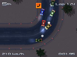 Rush Rush Rally Racing ré-édition, les différentes news Fff2