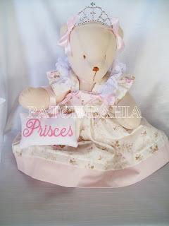 Ursinha Princesa…
