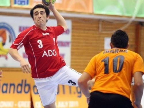 Salazar y Ayala (CHI), a España | Mundo Handball