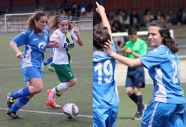 Fútbol | Ainhoa Abrisketa y Paúla Núñez regresan al Pauldarrak para afrontar la temporada 2017/18
