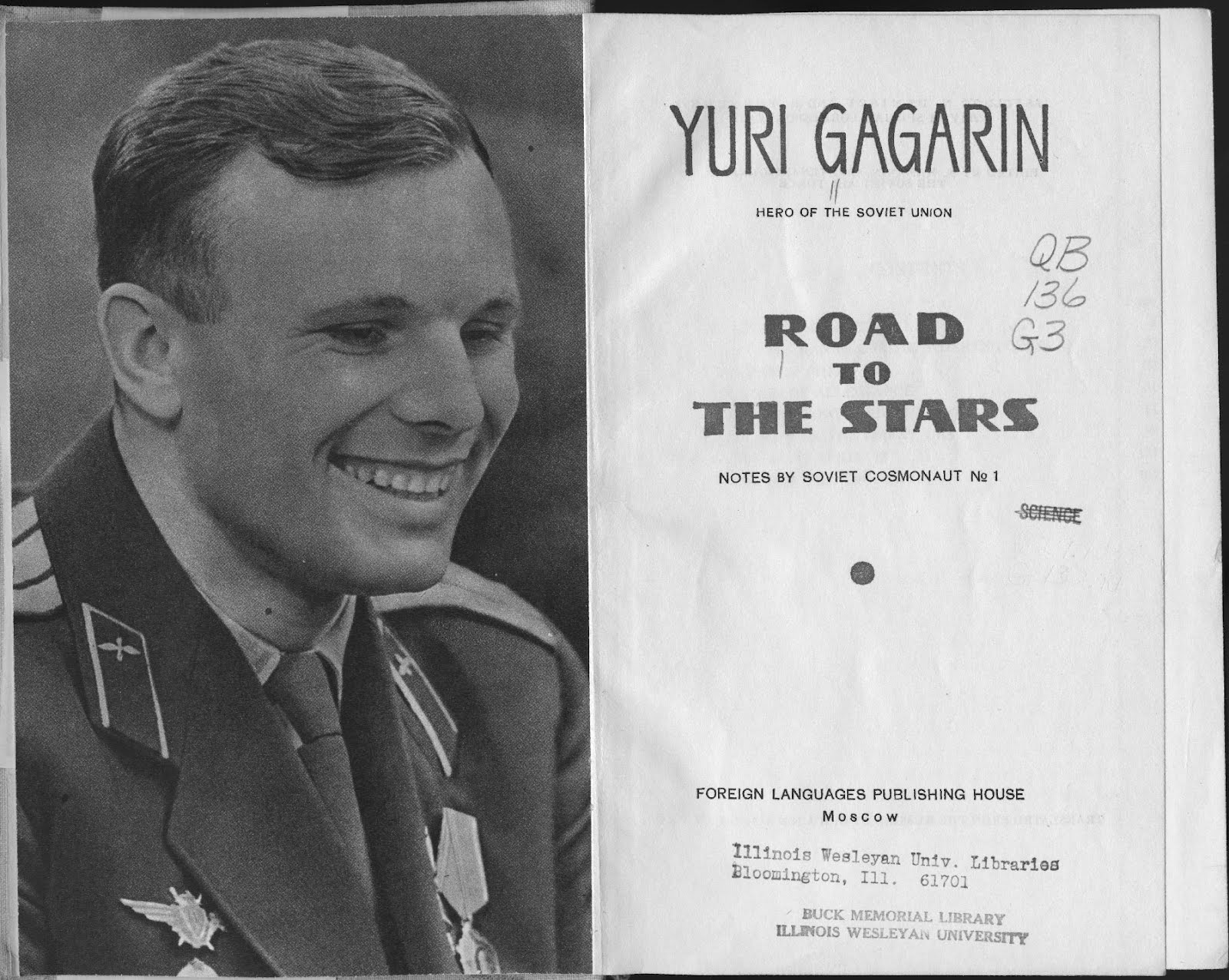 do what did yuri gagarin - photo #4