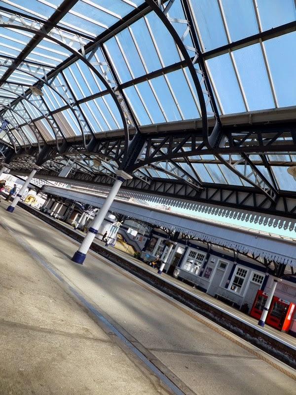 Stirling écosse scotland gare station