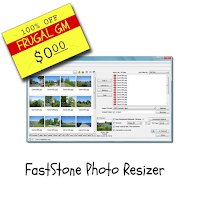 Free GM Resource: FastStone Photo Resizer