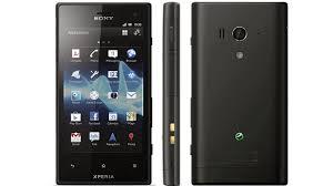 Spesifikasi Handphone Sony Xperia acro S