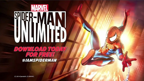 SPIDER-MAN UNLIMITED IOS