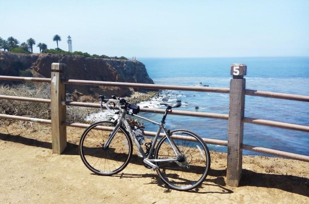 Riding The South Bay Peninsula