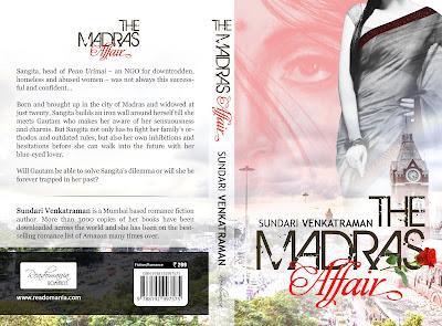 Book: The Madras Affair by Sundari Venkatraman