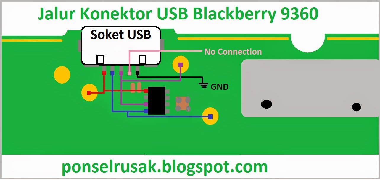 How to jumper the connector socket of the cas on the bb 9360