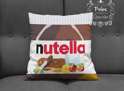 Nutella Pillow