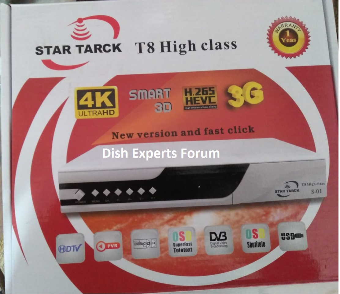 Multan Sat: TIGER T8 High Class V2 Sony Ok Software Free Download