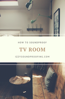 Soundproof TV Room