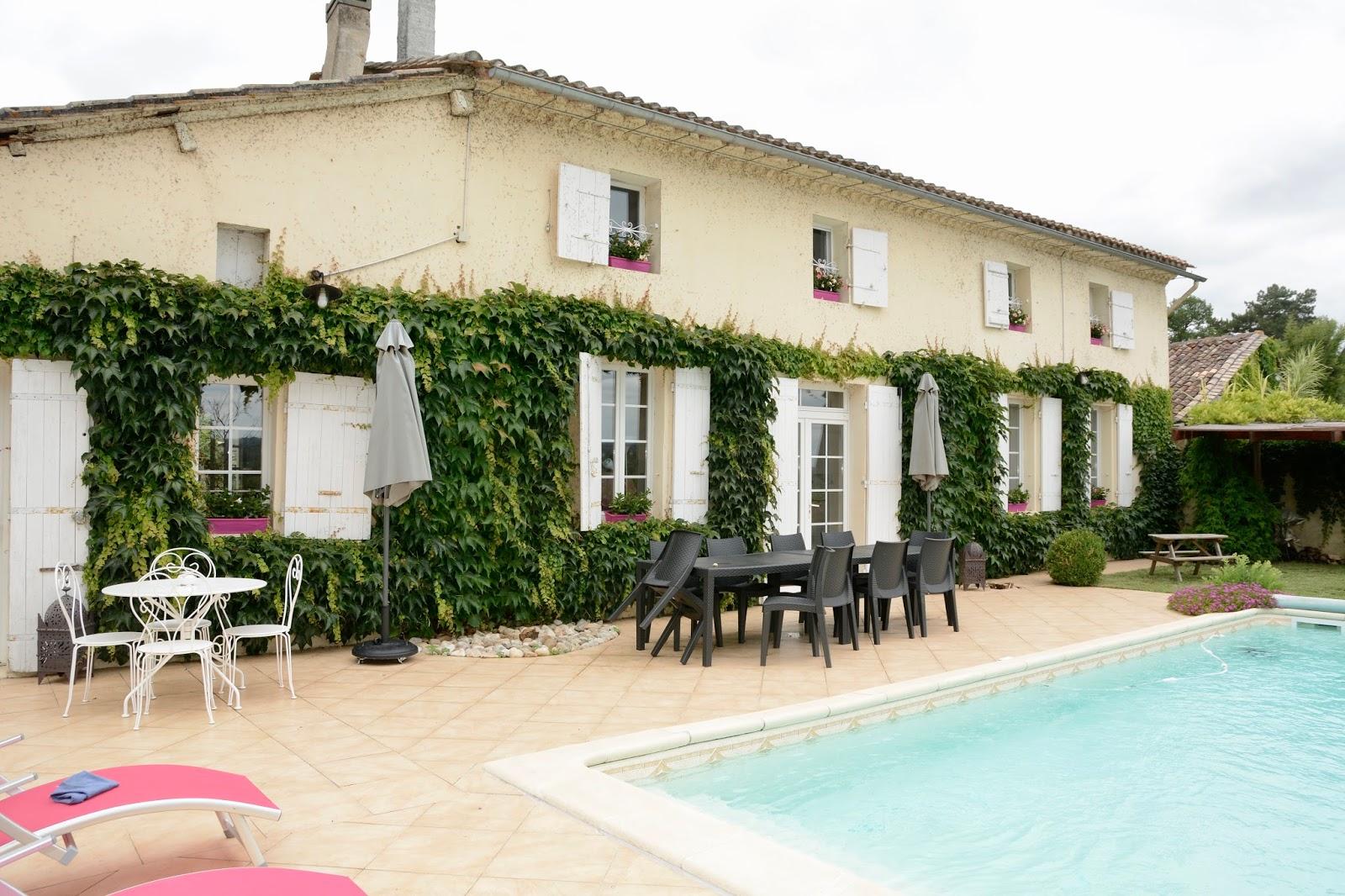 Les Vignes De Charlotte -  Our Villa in France