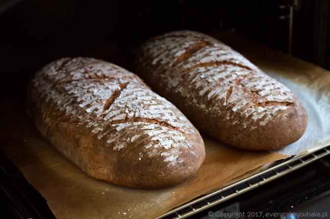 zakwas żytni do pieczenia chleba na zakwasie