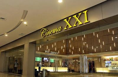 Cara Cek Tiket Bioskop XXI
