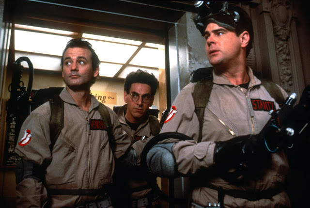 The Ghostbusters 1984