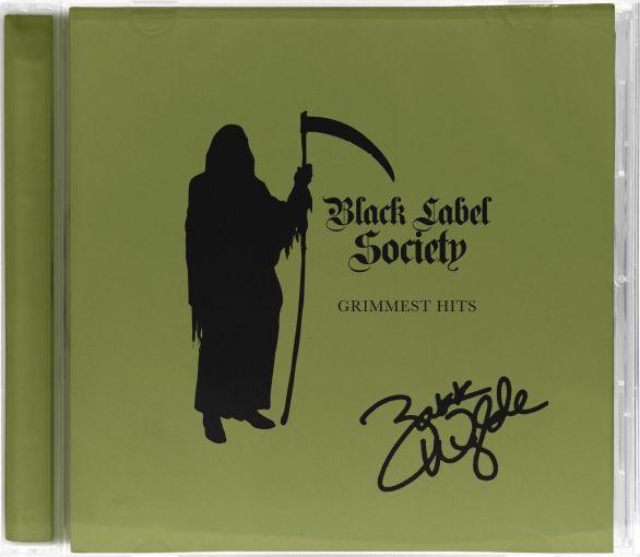 BLACK LABEL SOCIETY - Grimmest Hits (2018) full